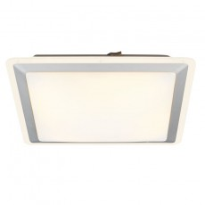 Nordlux Salsa 25 LED Ceiling Light - Grey