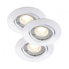 Nordlux Triton 3-Kit LED COB Dimmable - White