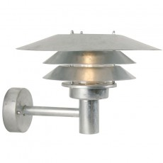 Nordlux Venø Outdoor Wall Light - Galvanised