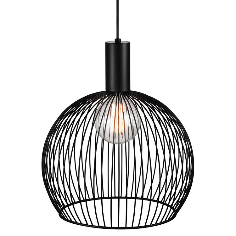 dftp nordlux aver 40 ceiling pendant light black