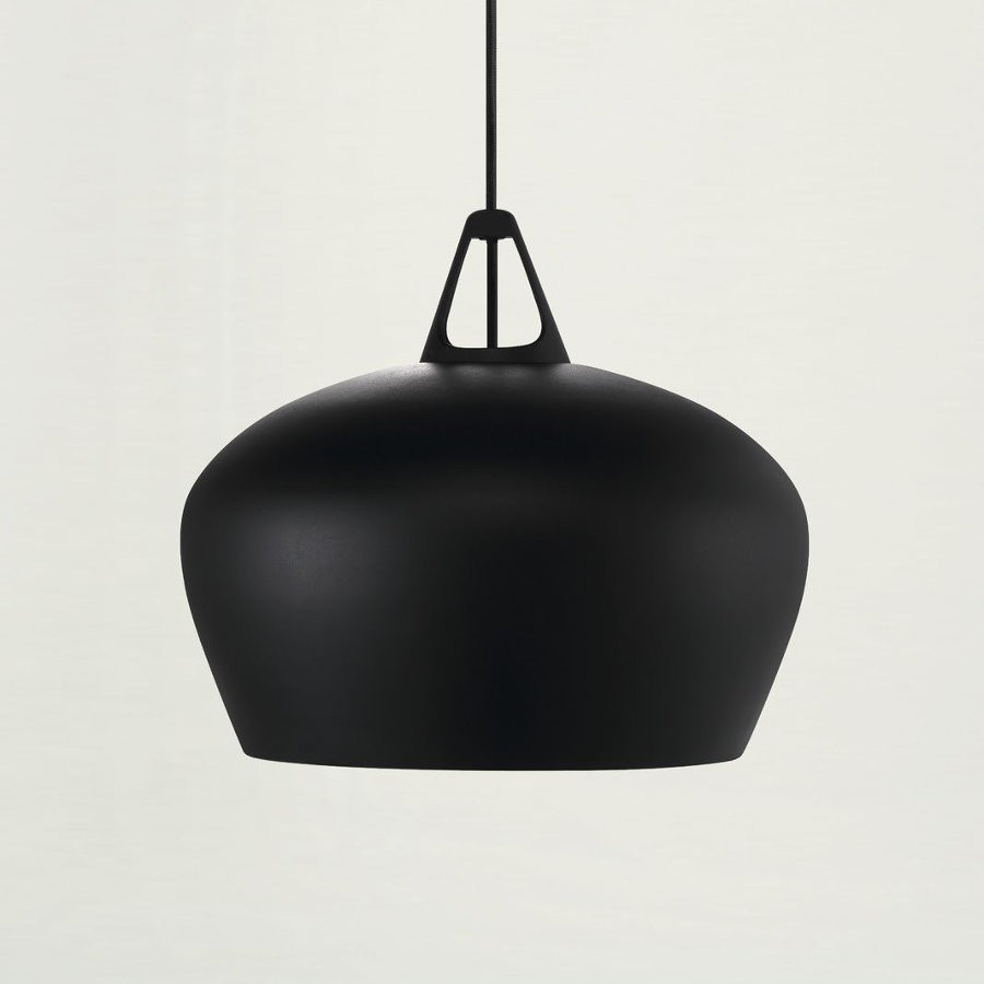 Dftp nordlux belly 38 pendant light black nordlux belly 38 ceiling light aloadofball Gallery
