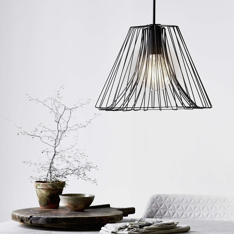 Dftp Nordlux Calm Ceiling Pendant Light Black