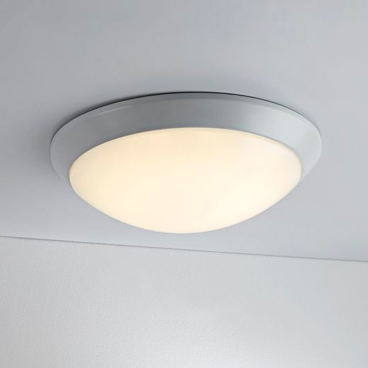 nordlux leaf led flush ceiling light white