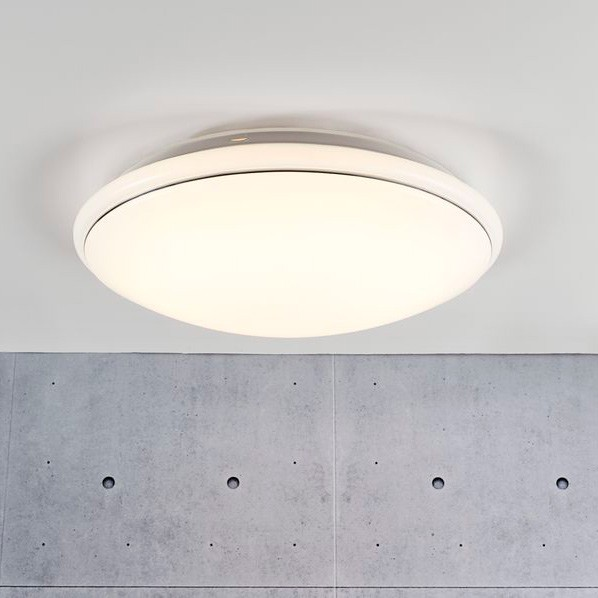 Nordlux melo 34 led ceiling light wsensor white melo 34 led ceiling light wsensor white mounted mozeypictures Image collections