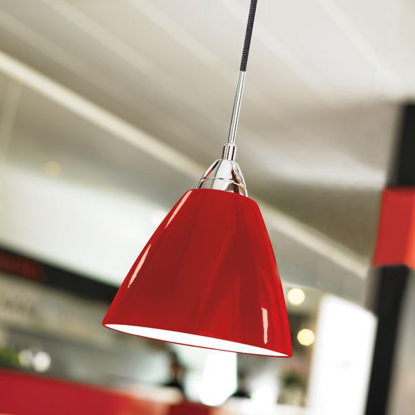 Nordlux Read 14 Ceiling Pendant Light Red