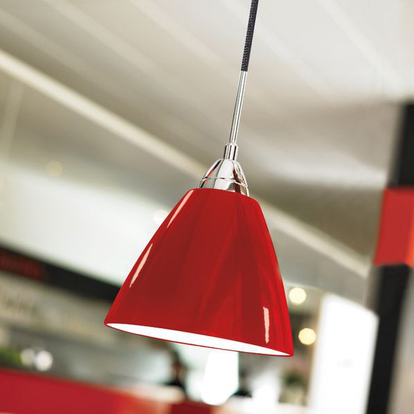 Nordlux Read 20 Ceiling Pendant Light Red
