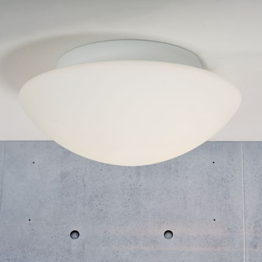 Nordlux Ufo E27 Ceiling Light Opal White
