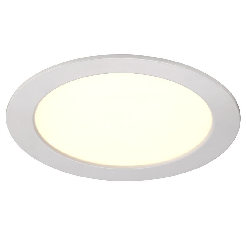Nordlux Palma 180 Led Dimmable Recessed Downlight White