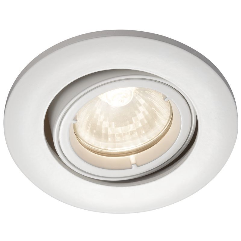 Nordlux Safe 23 Recessed Downlight Gu10 White