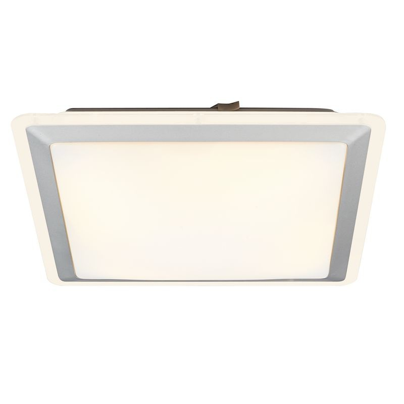 Ceiling Lights Grey : Nordlux salsa led ceiling light grey