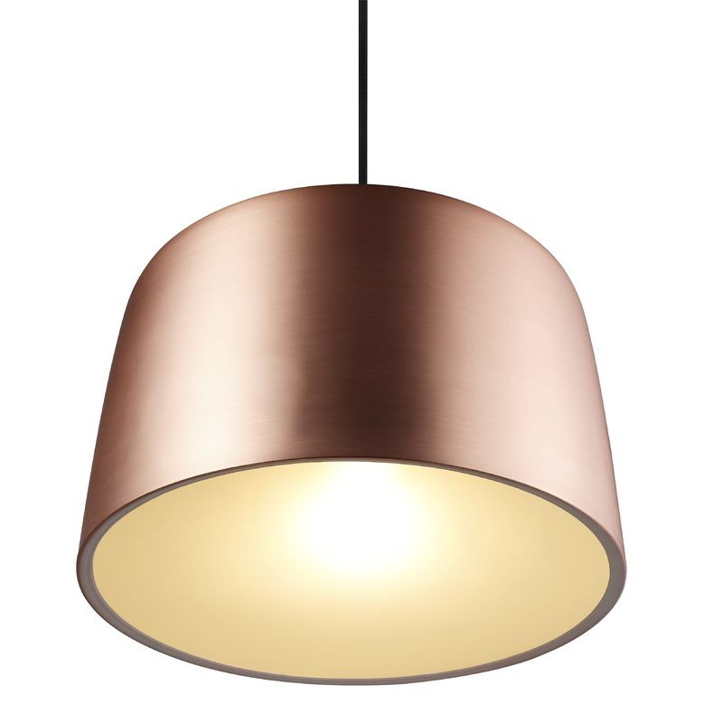Nordlux Vision Ceiling Pendant Light Copper